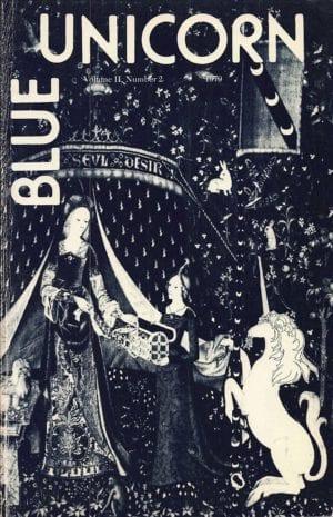 Blue Unicorn - Vol. 02, No. 2 (Feb. 1979) Cover