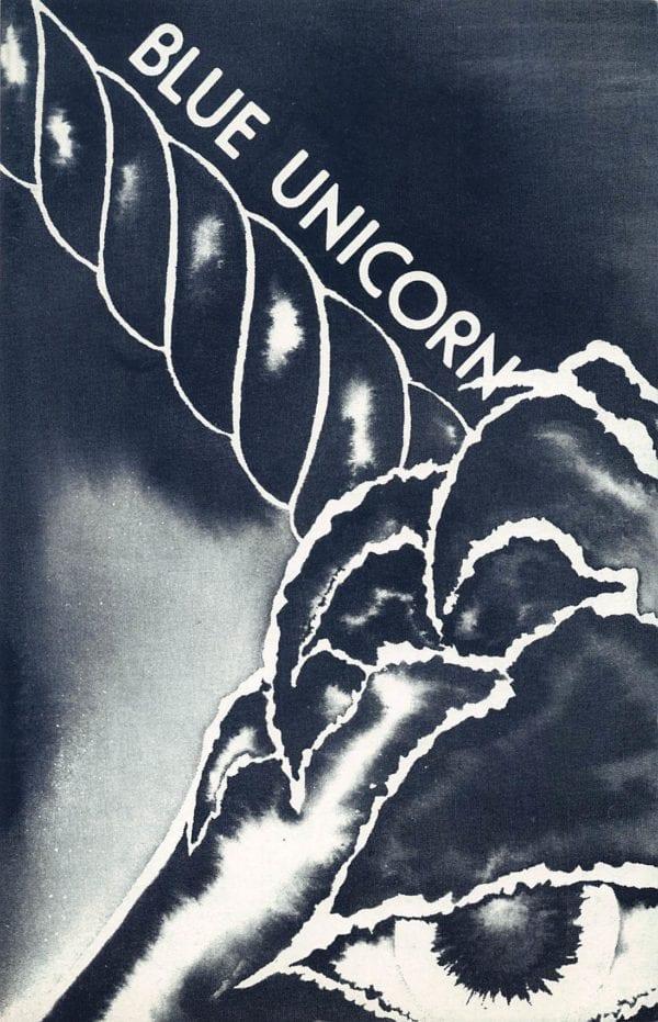 Blue Unicorn - Vol. 5, No.2 (Feb. 1982)